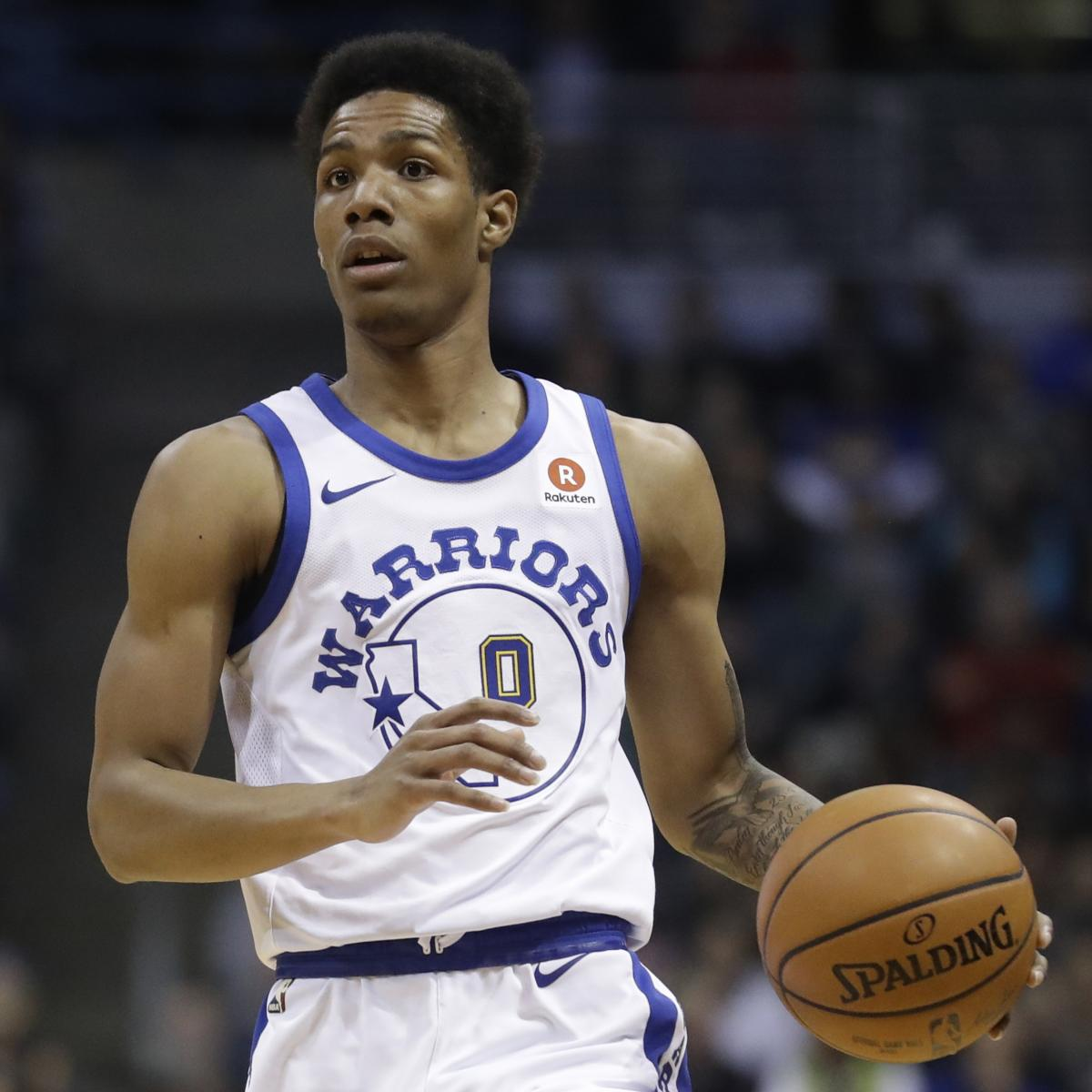 Patrick McCaw Reportedly Extended Qualifying Offer From