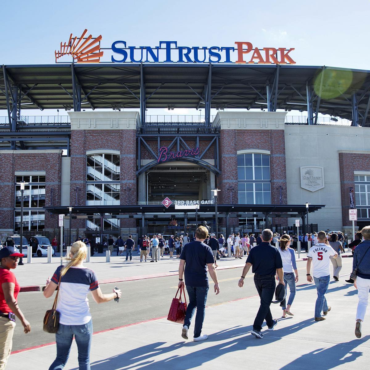Dead Body of Contractor Found in Freezer at Atlanta Braves' SunTrust Park