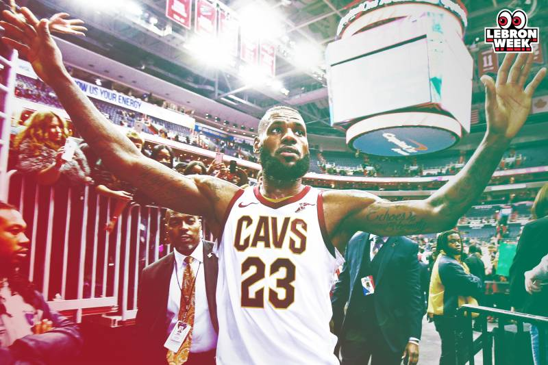 b9dd7a3ad Could Anyone Really Be Mad at LeBron If He Leaves Cleveland Again ...