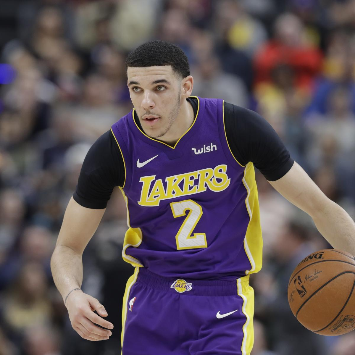 Lakers News: Lonzo Ball Not On LA's Roster For 2018 Summer