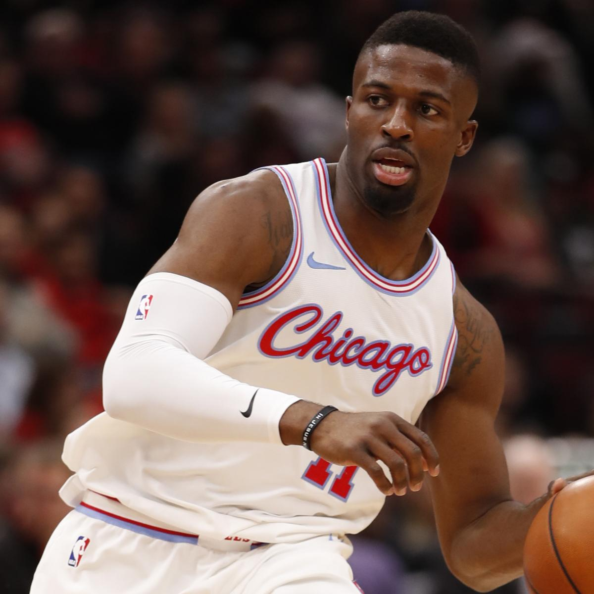 Bulls Rumors: David Nwaba Received Qualifying Offer From