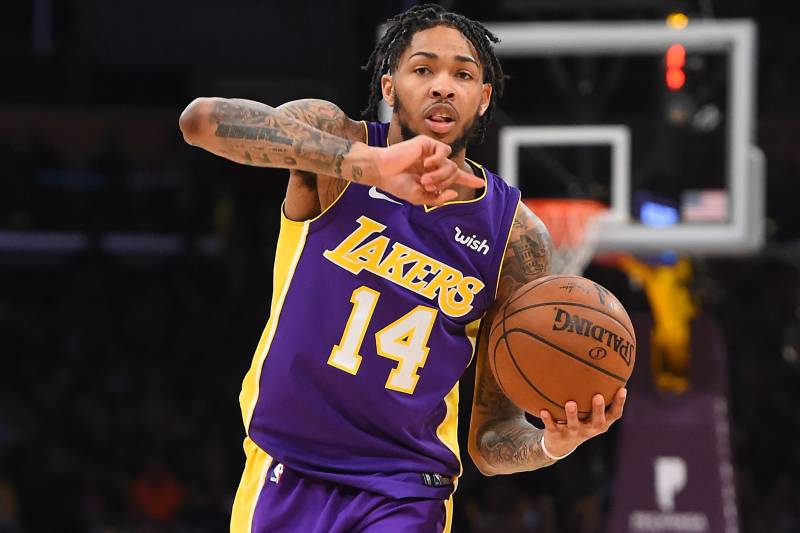 241c54792 Lakers Trade Rumors  Brandon Ingram Named as Part of Possible Kawhi Leonard  Deal