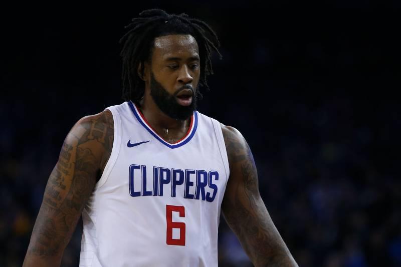cd2ba1359 DeAndre Jordan Trade Rumors  Clippers  Resistant  to Take Wes Matthews from  Mavs