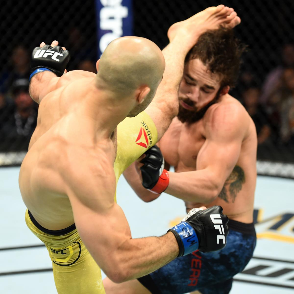 Flipboard Sports Highlights News Now: Ranking The Best Combat Sports Knockouts From June