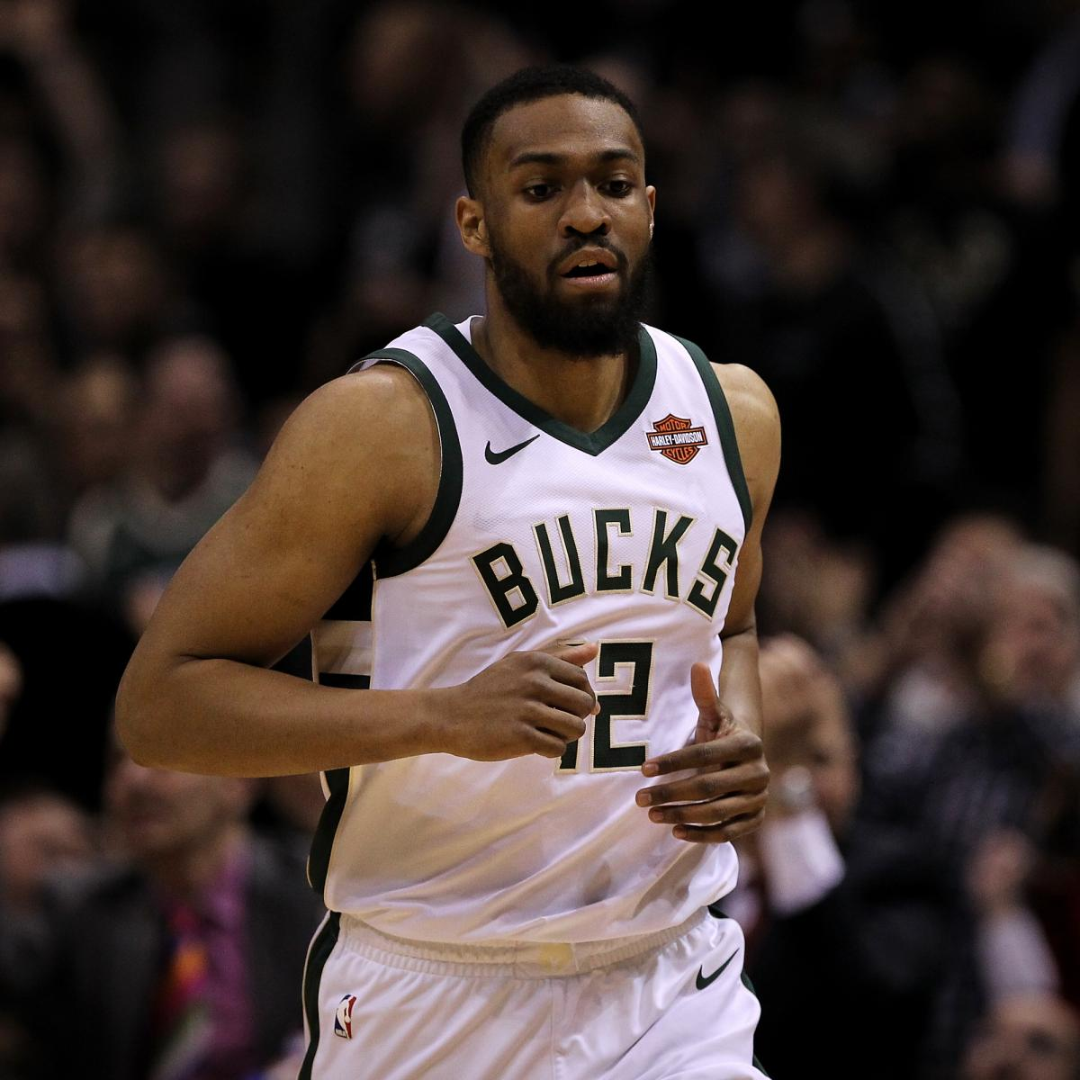 Jabari Parker Reportedly Receives Qualifying Offer From