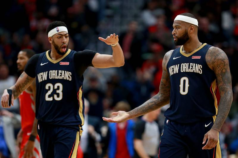 25e06901b6a DeMarcus Cousins Rumors: Center Very Likely to Return to Pelicans in Free  Agency