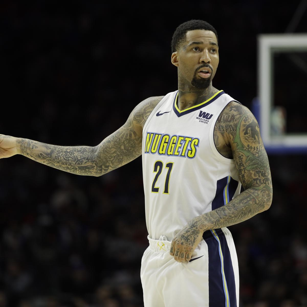 Wilson Chandler Draft Pick Reportedly Traded To 76ers