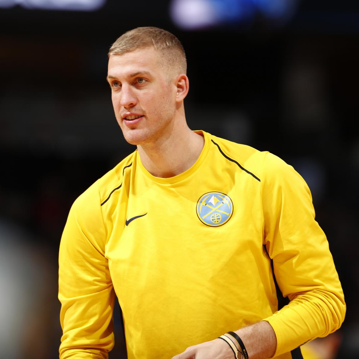 NBA Trade Rumors: Nuggets Might Have To Make Mason Plumlee