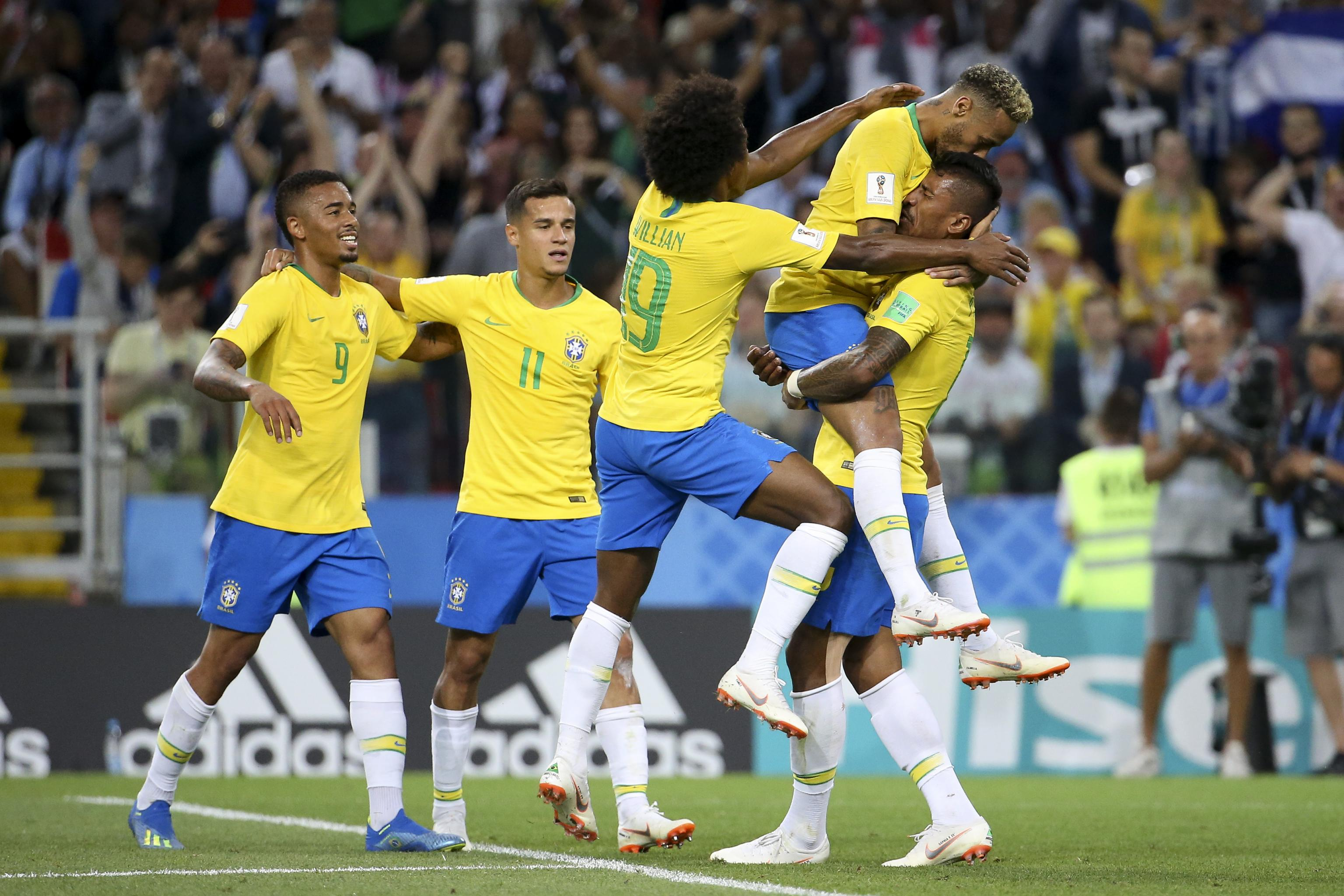 World Cup 2018: Odds, Updated Predictions for Monday Round-of-16