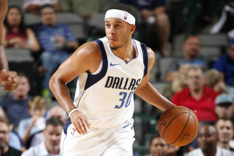 02c34f184f48 Seth Curry Rumors  Mavericks Interested in Re-Signing Guard ...