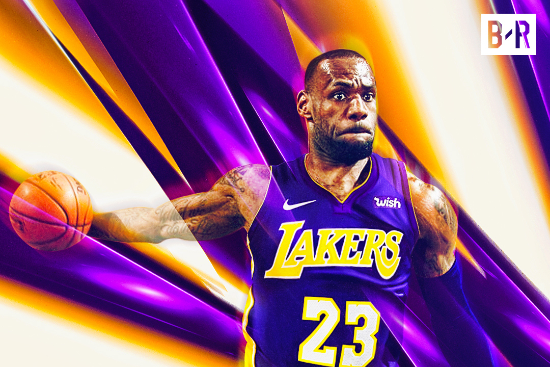 LeBron James Turns NBA Upside Down with Free-Agent Move to LA Lakers ... 32015b146