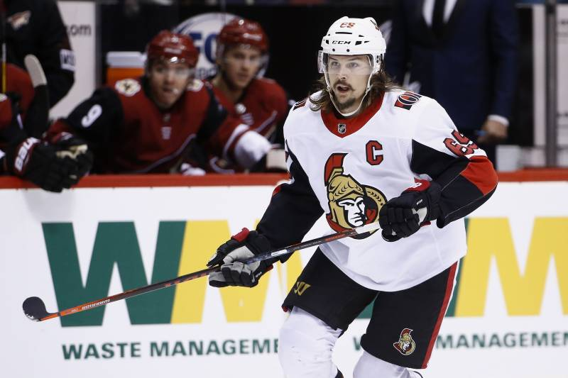 9d1aca1ab51 After the John Tavares signing, Erik Karlsson may take center stage during  the NHL's offseason