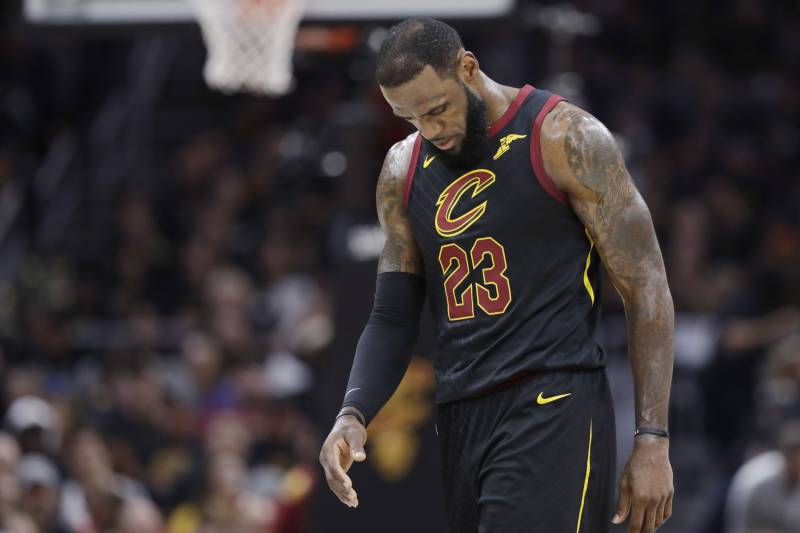 bd69640da9d Where Did It All Go Wrong for LeBron James and the Cleveland ...