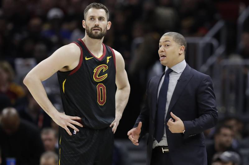 e80f82f357a1 Cavaliers Rumors  CLE Won t Trade Kevin Love
