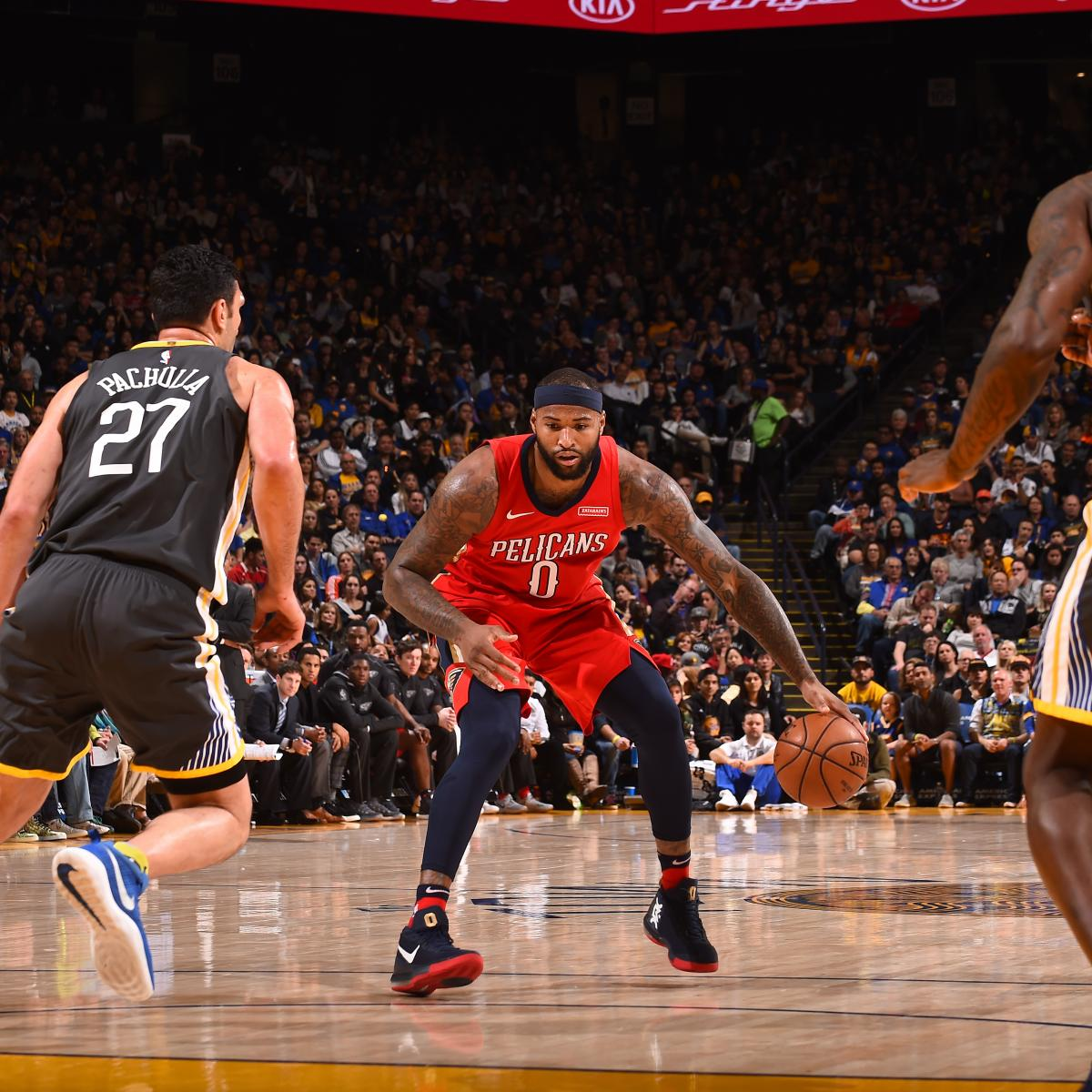 4405fd916 Warriors Redefine the Superteam Again with DeMarcus Cousins Signing ...