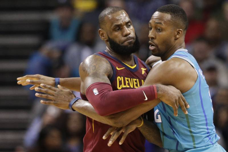 a380cf76e7f8 Lakers Rumors  Dwight Howard Interested in Playing with LeBron James ...