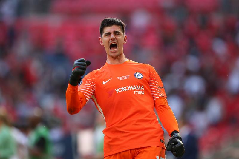 be1ec535ab8 Thibaut Courtois  Puts Real Madrid on Red Alert  with Fresh Comments ...
