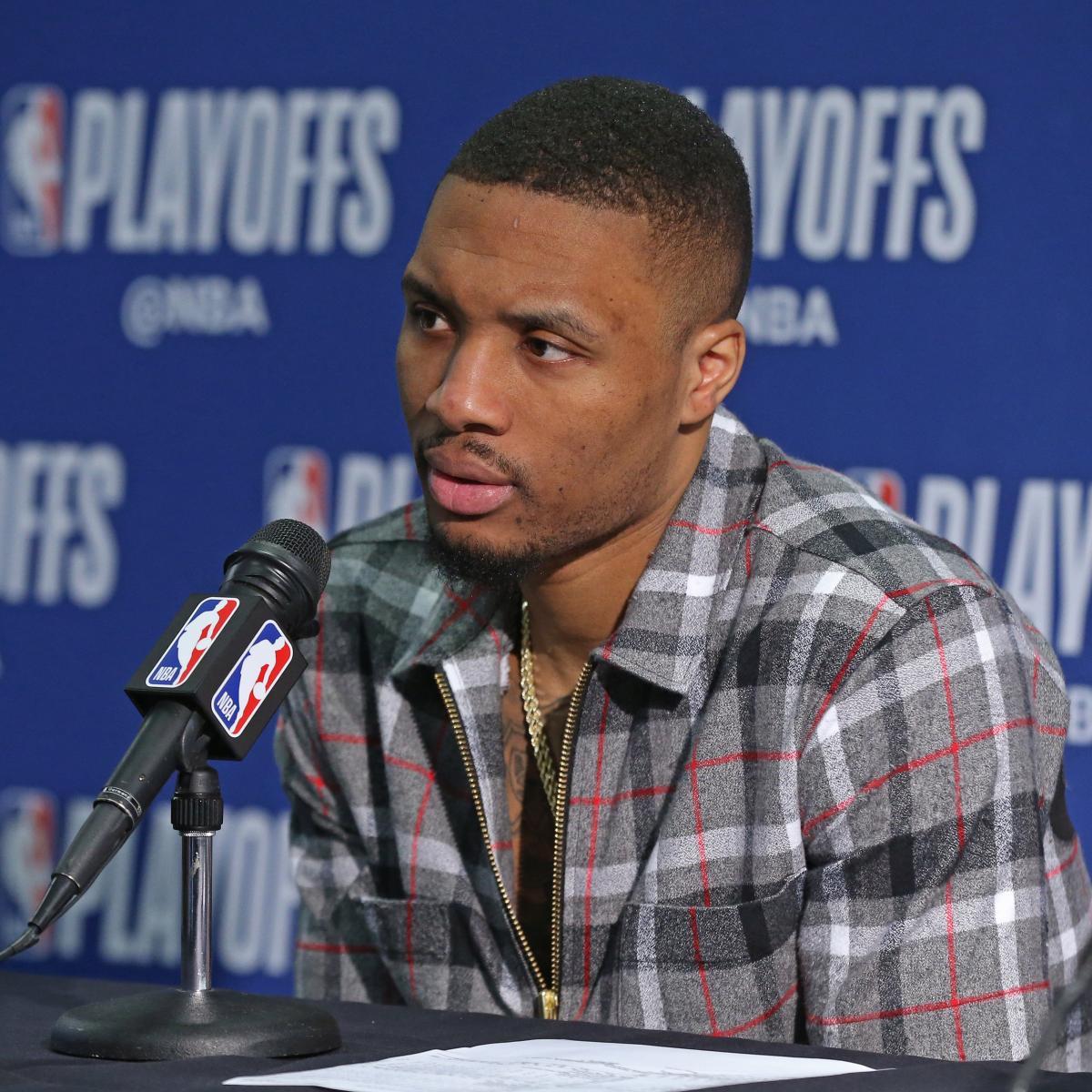 Lakers Trade Rumors: Damian Lillard, Kevin Love, John Wall, More Deals Targeted