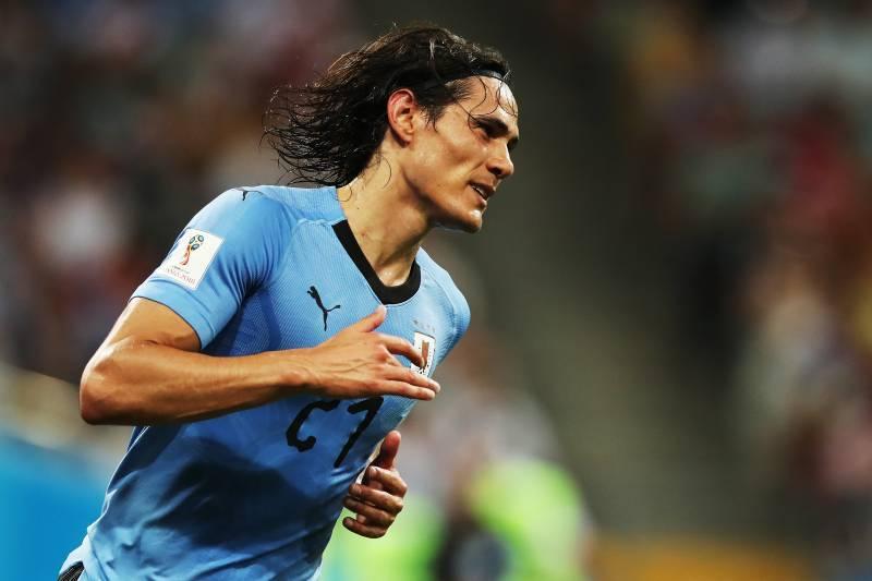 49c647d53 Report  Edinson Cavani  All but Certain  Not to Start Uruguay vs. France