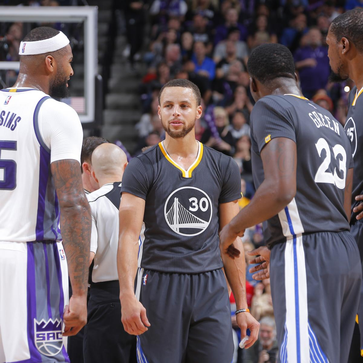 Warriors Movie Clips: How The Golden State Warriors Can Maximize DeMarcus
