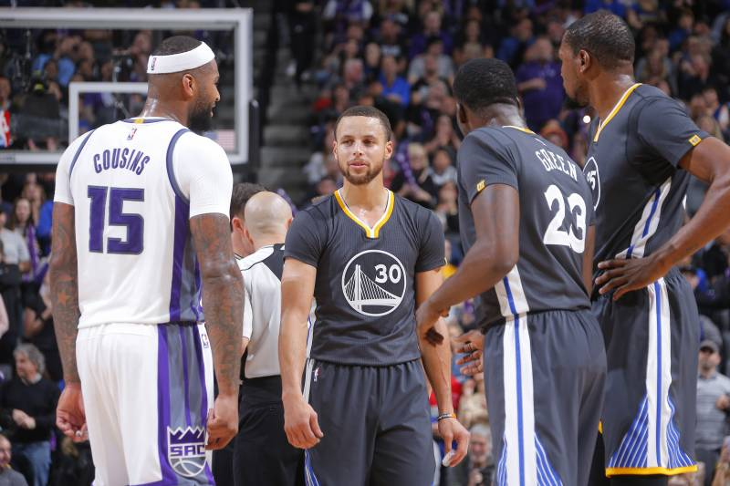 the latest 56846 fae5c How the Golden State Warriors Can Maximize DeMarcus Cousins ...