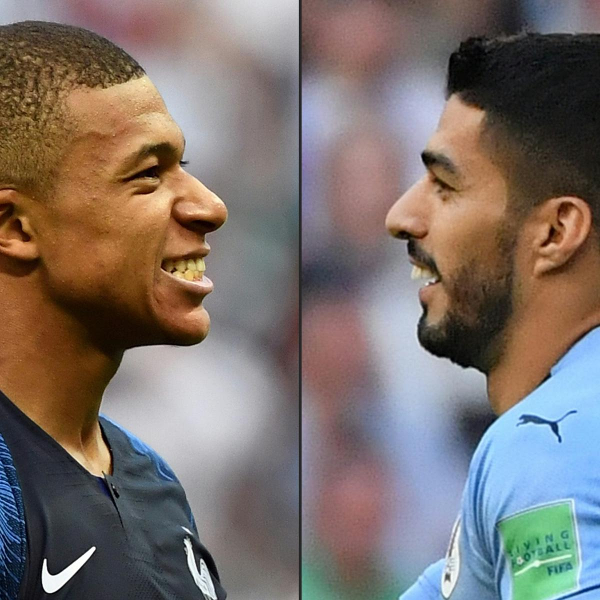 Breaking Down Every Quarter-Final Matchup at the 2018 World Cup