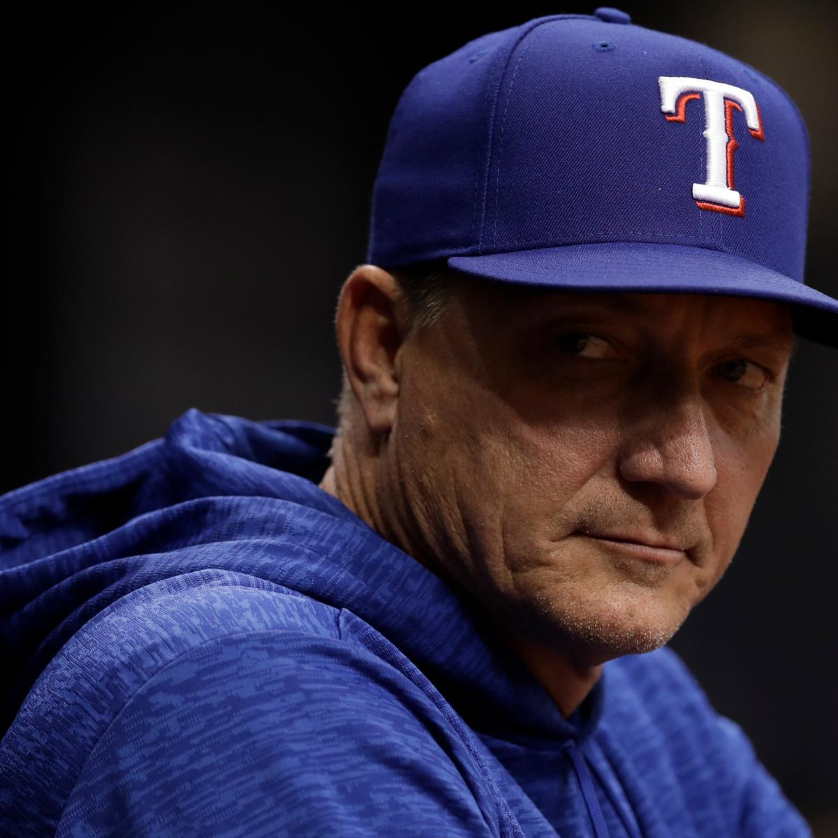 Jeff Banister Fired As Rangers' Manager After 4 Seasons