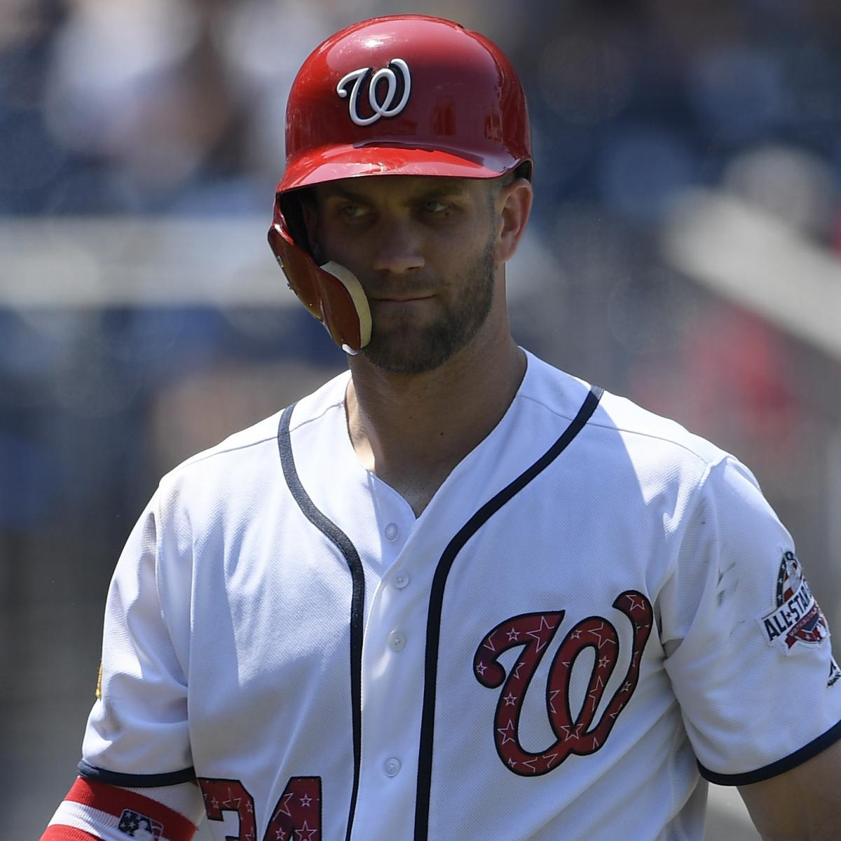 Nationals Held Players-Only Meeting After Shutout Loss to Red Sox | Bleacher Report | Latest News, Videos and Highlights