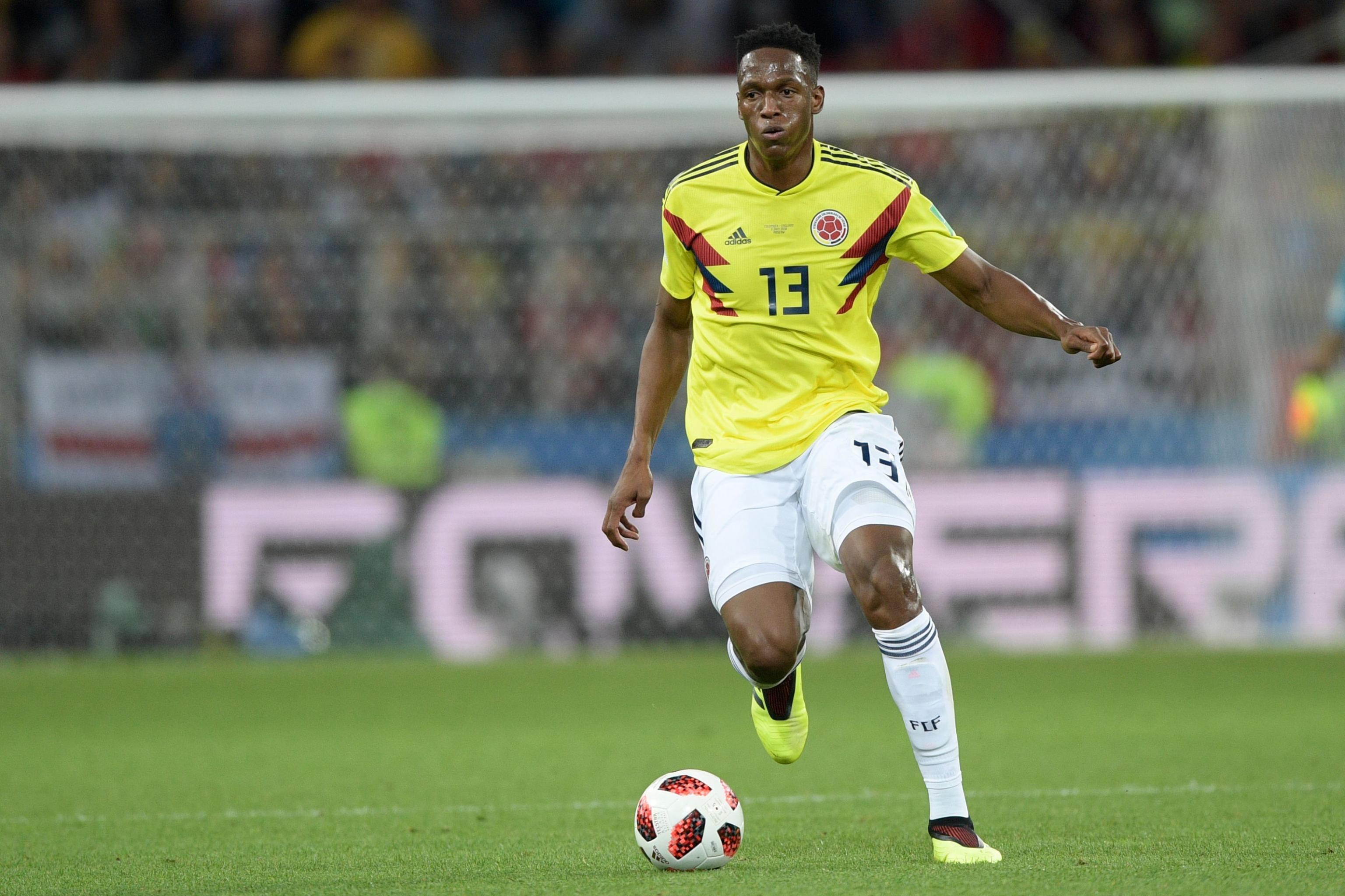 Barcelona Transfer News Everton Make Yerry Mina Bid In Latest Rumours Bleacher Report Latest News Videos And Highlights