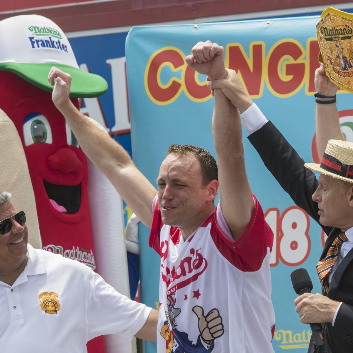 Hot Dog Contest Prize Money