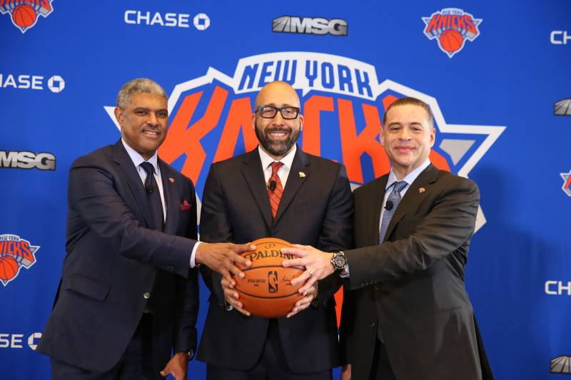 Can The Knicks Make A Big Splash In 2019 Free Agency Bleacher