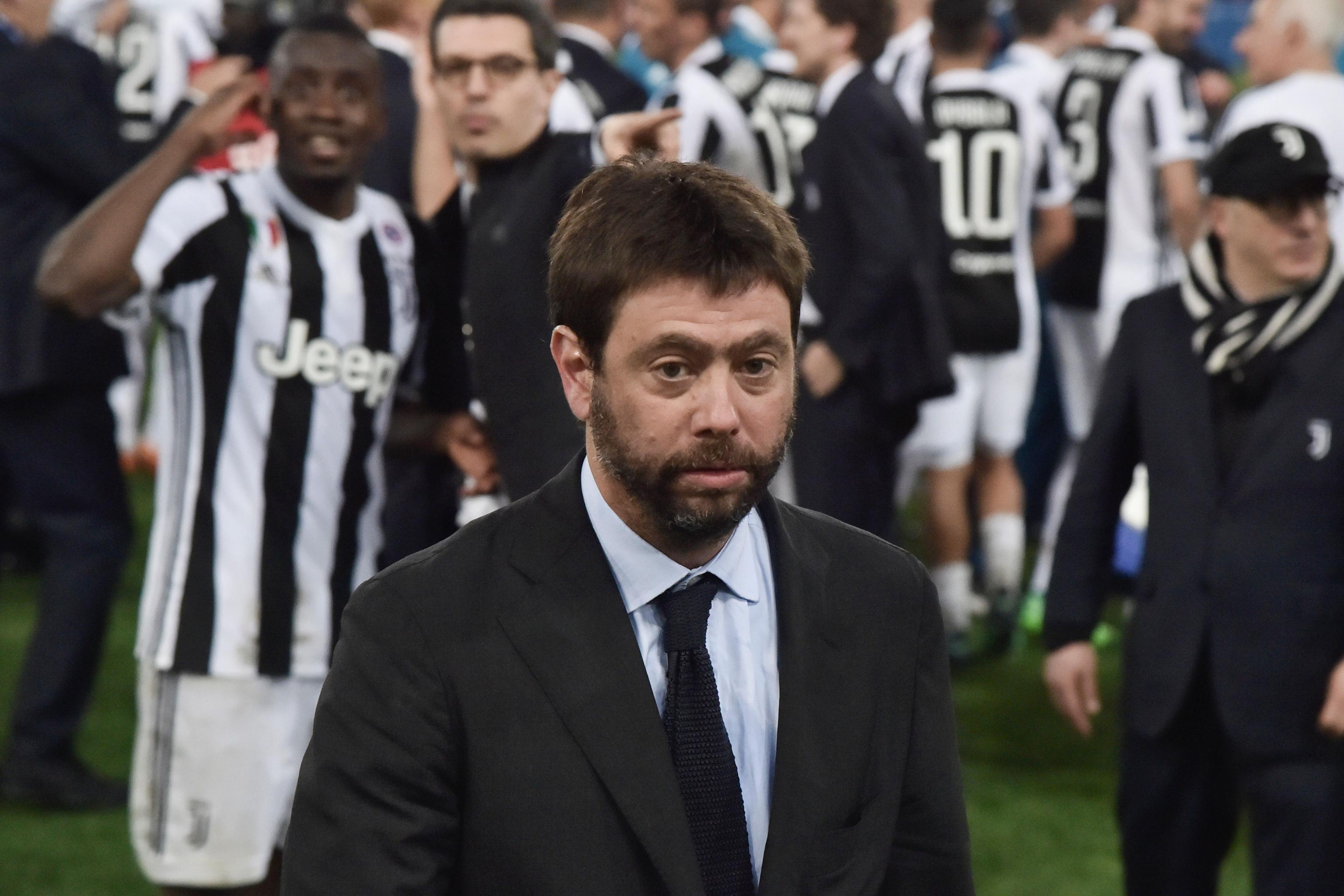 Juventus President Andrea Agnelli Reportedly in Contact with ...