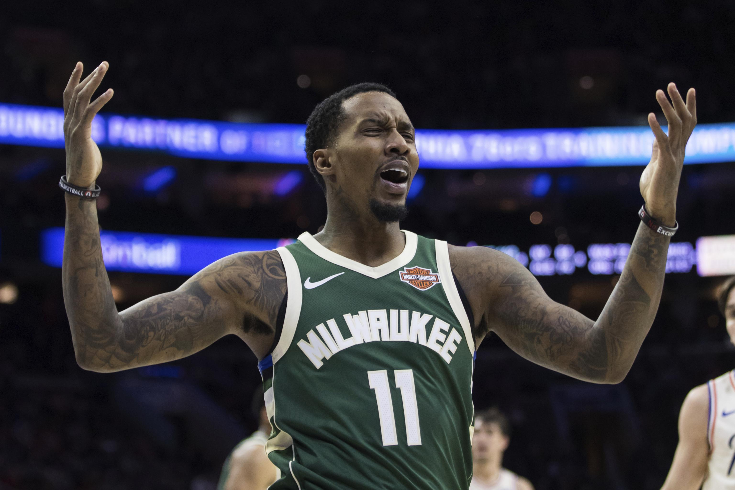 new style 11469 770a6 Report: Brandon Jennings Has Had Cops Called 30-40 Times for ...