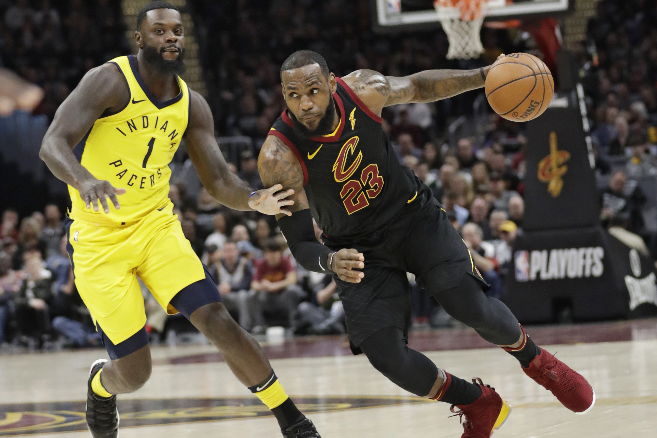 84d79d4f3f6 Kevin Pritchard Says LeBron James Convinced Lance Stephenson to Join Lakers
