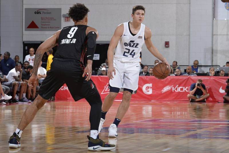 79e91ad9567 NBA Summer League 2018  Scores and Highlights from Saturday s Las ...