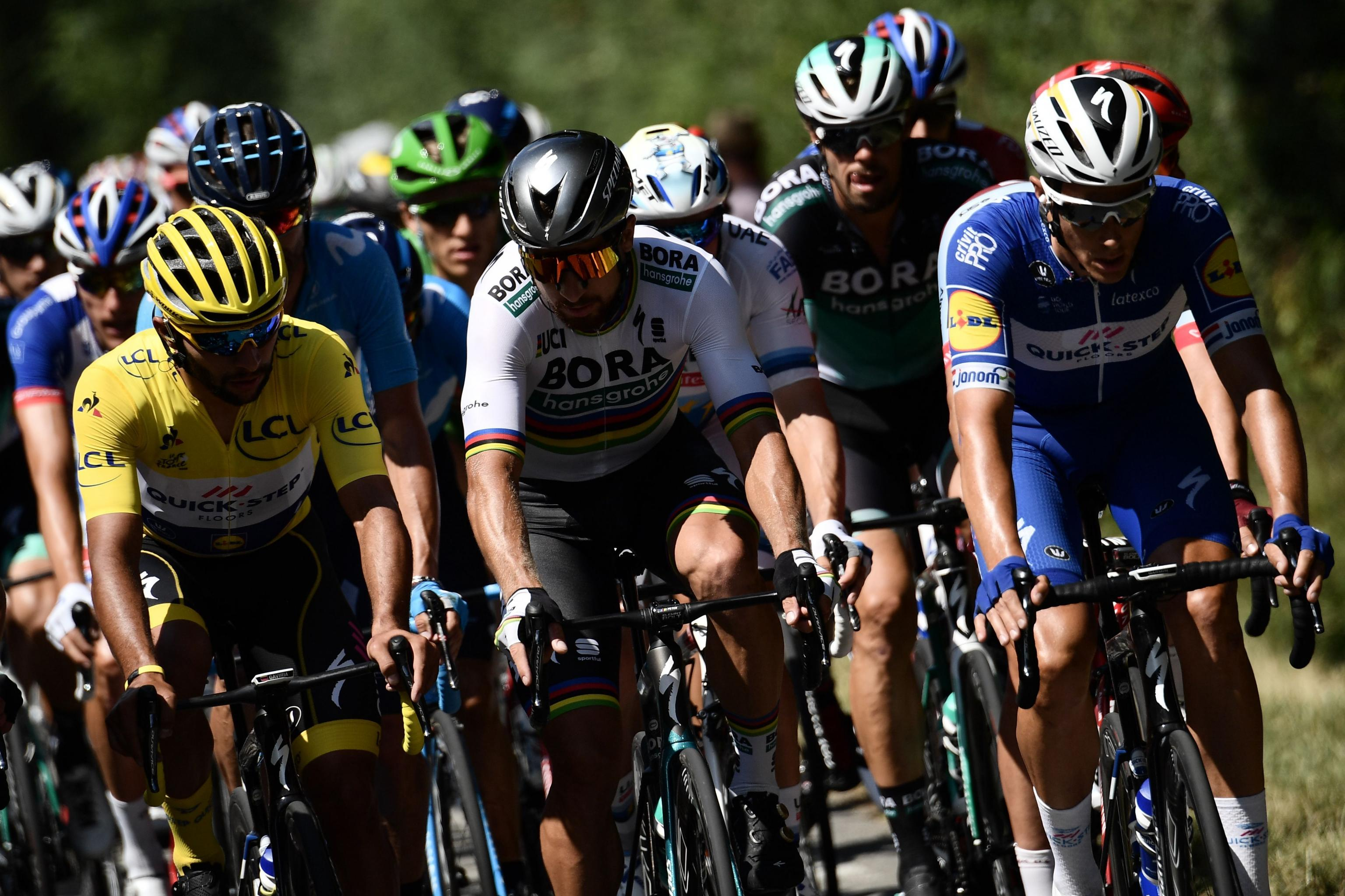 Tour De France 2018 Latest Standings After Peter Sagan Tops Stage 2 Results Bleacher Report Latest News Videos And Highlights