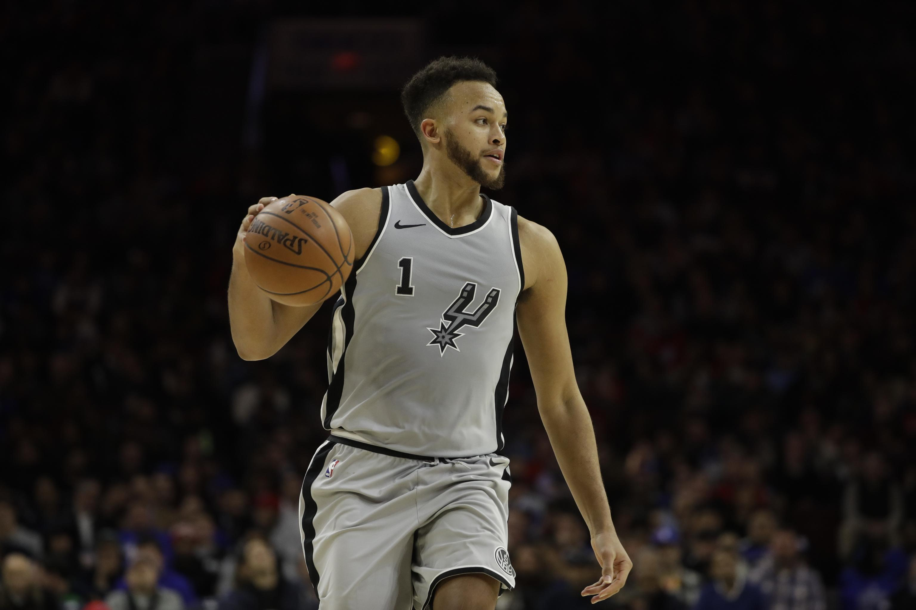 new style 53ad3 a4464 NBA Rumors: Spurs Unlikely to Match Kyle Anderson's Contract ...