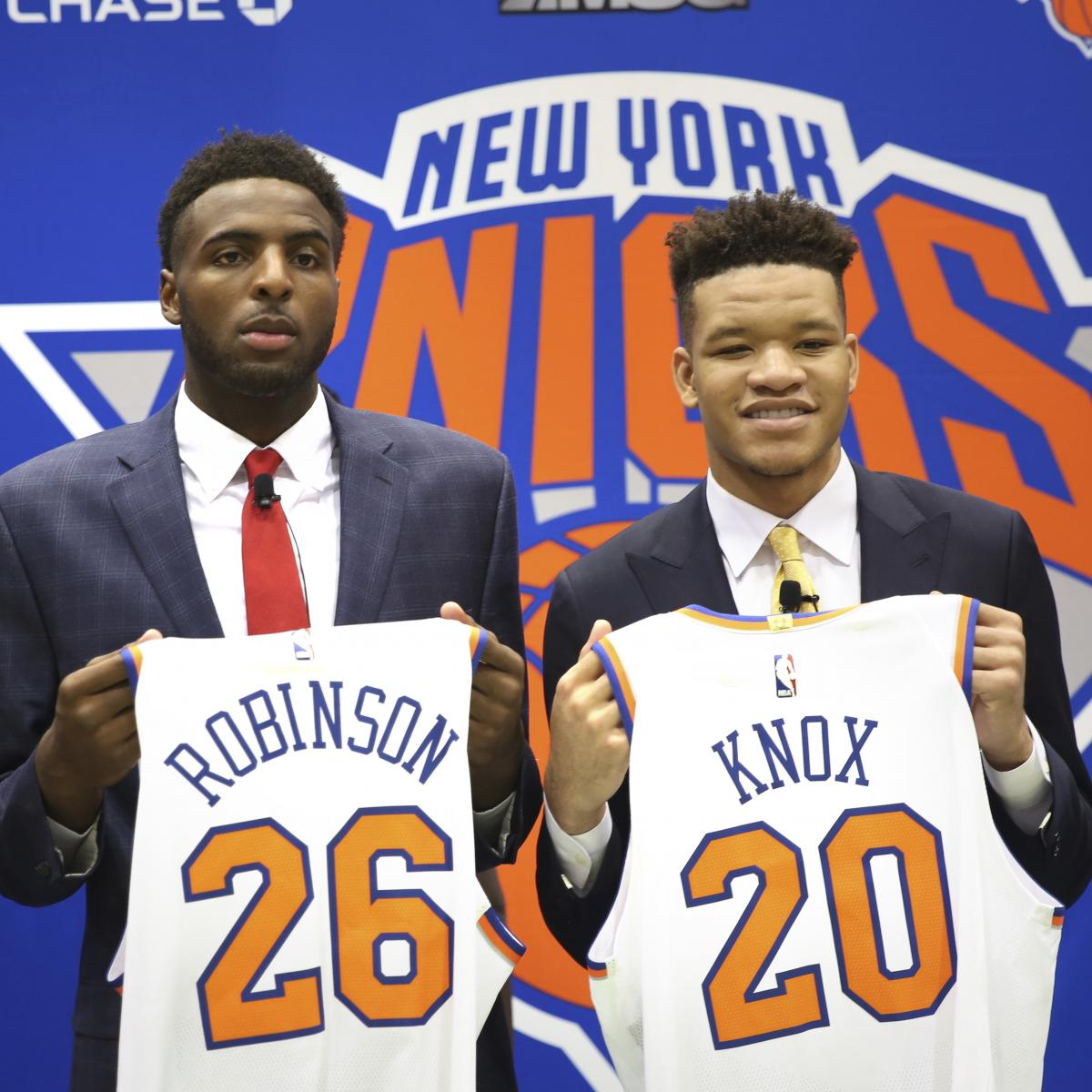 Image result for mitchell robinson kevin knox