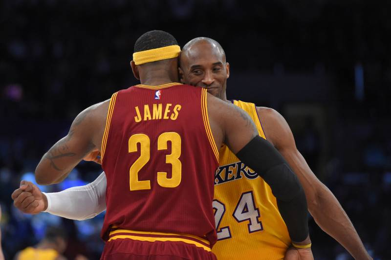 aac4a8db130 Matt Barnes Would Love to See Kobe Bryant Unretire