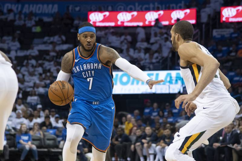 NBA Rumors: Latest Buzz on Rockets' Carmelo Anthony Pursuit
