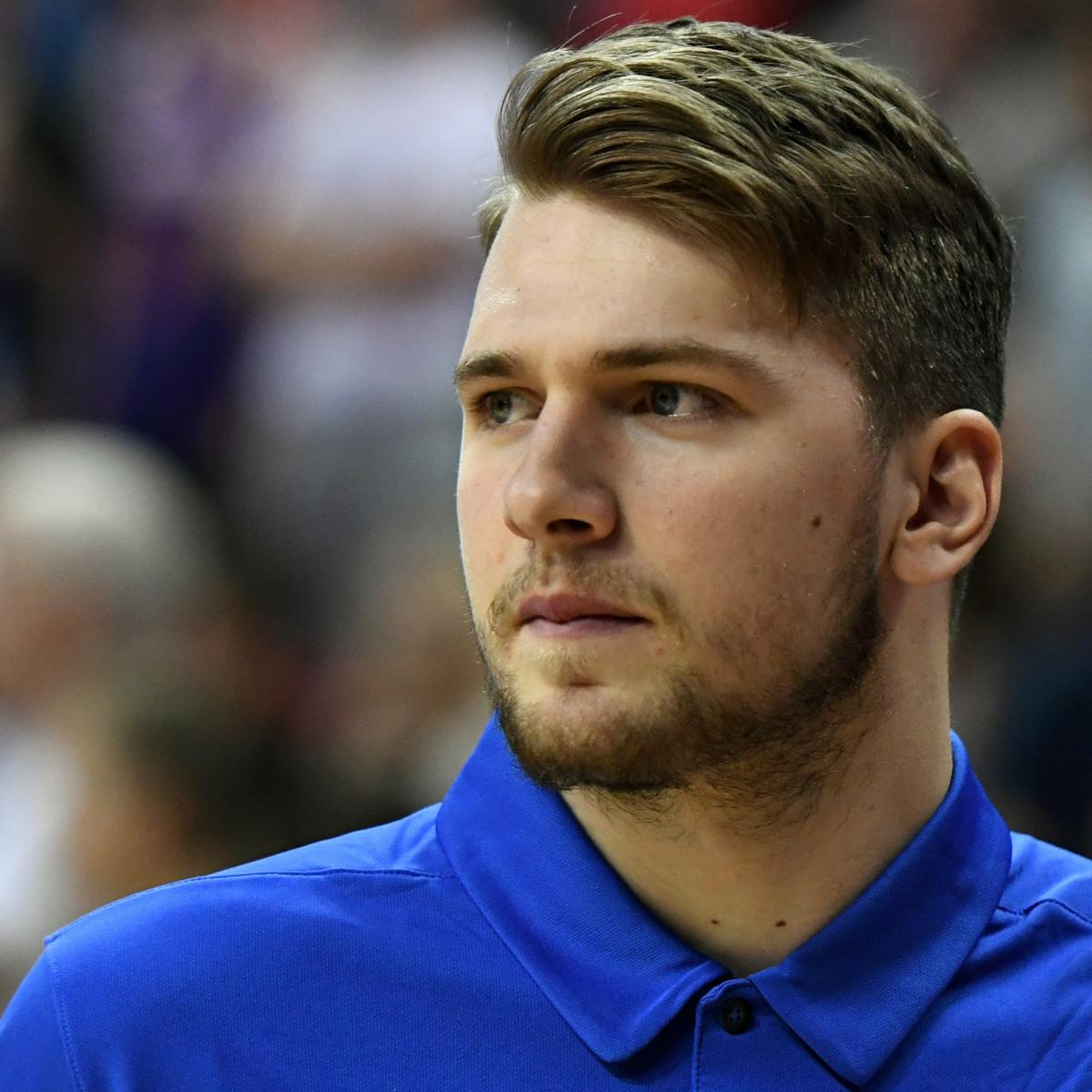 Nba Rookie Award Predictions For 2018 19 Season: NBA Rookie Of The Year Odds: Luka Doncic, Deandre Ayton