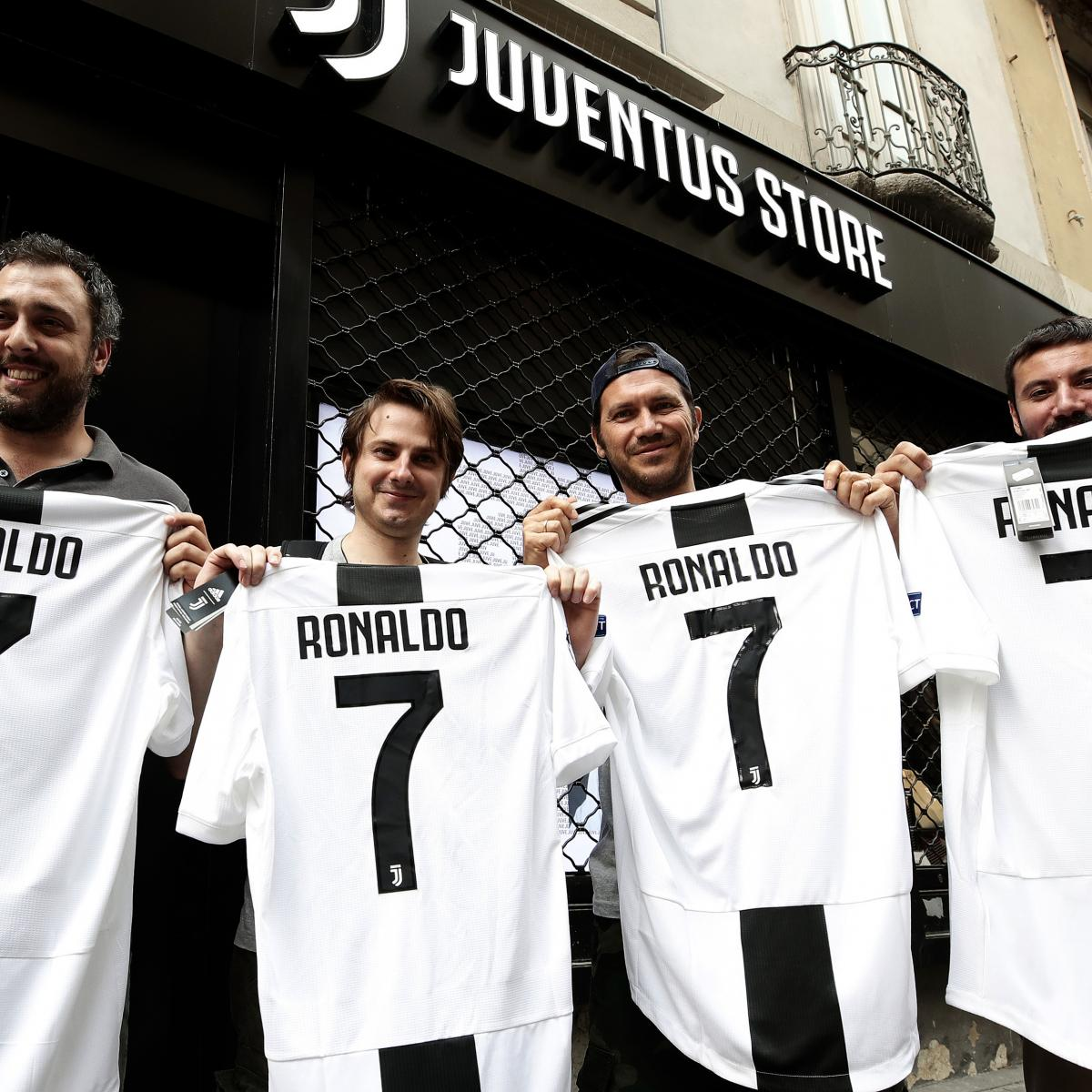 What Cristiano Ronaldo s Signing Means to Fans of Juventus ... e641721c3