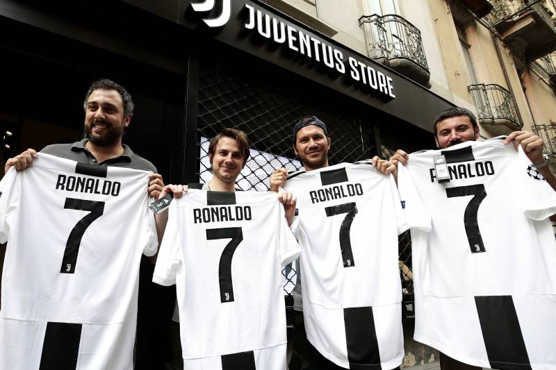 6408b74f0 What Cristiano Ronaldo s Signing Means to Fans of Juventus ...