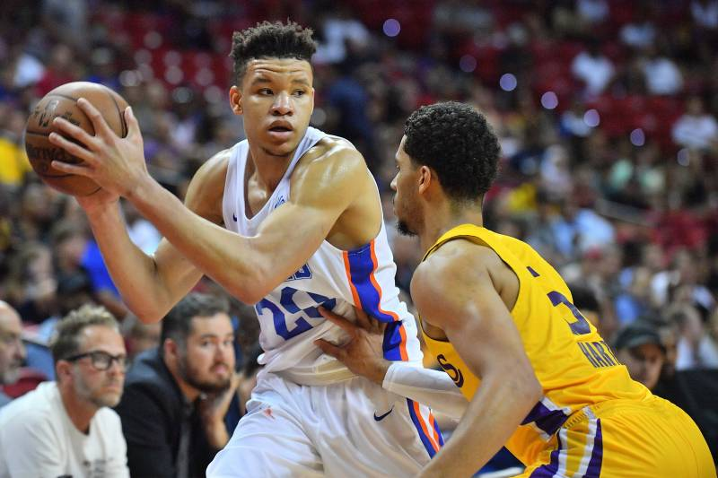 2430ce5b776 Summer-League Stud Kevin Knox Could Really Be a Star for New York Knicks