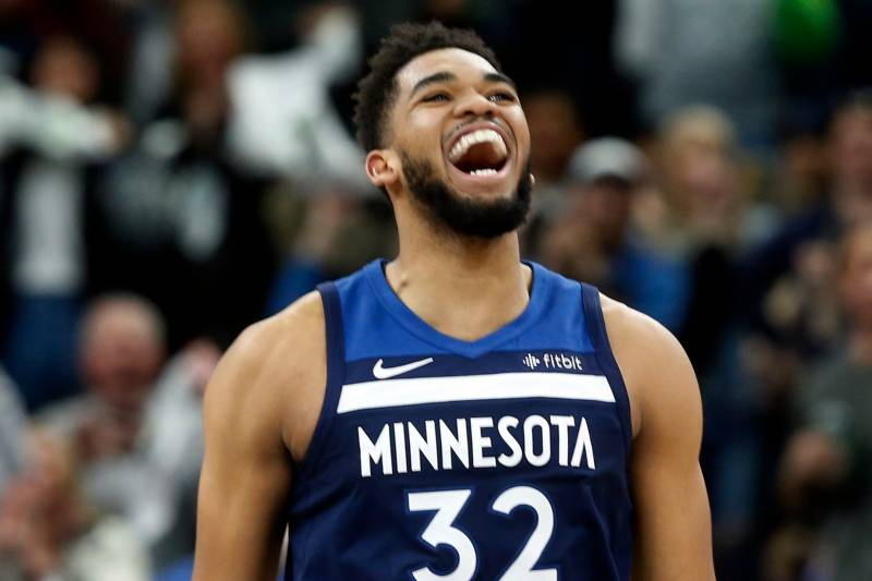 Nba Rumors Karl Anthony Towns Timberwolves In Max Contract