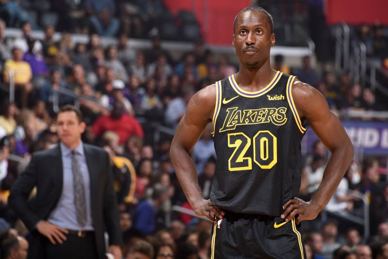 ab09c3c7f Andre Ingram Hopes for Lakers Training Camp Invite After LeBron ...