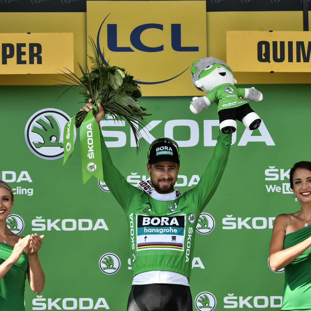 Tour de France 2018  Peter Sagan Wins Stage 5 7f868ea67