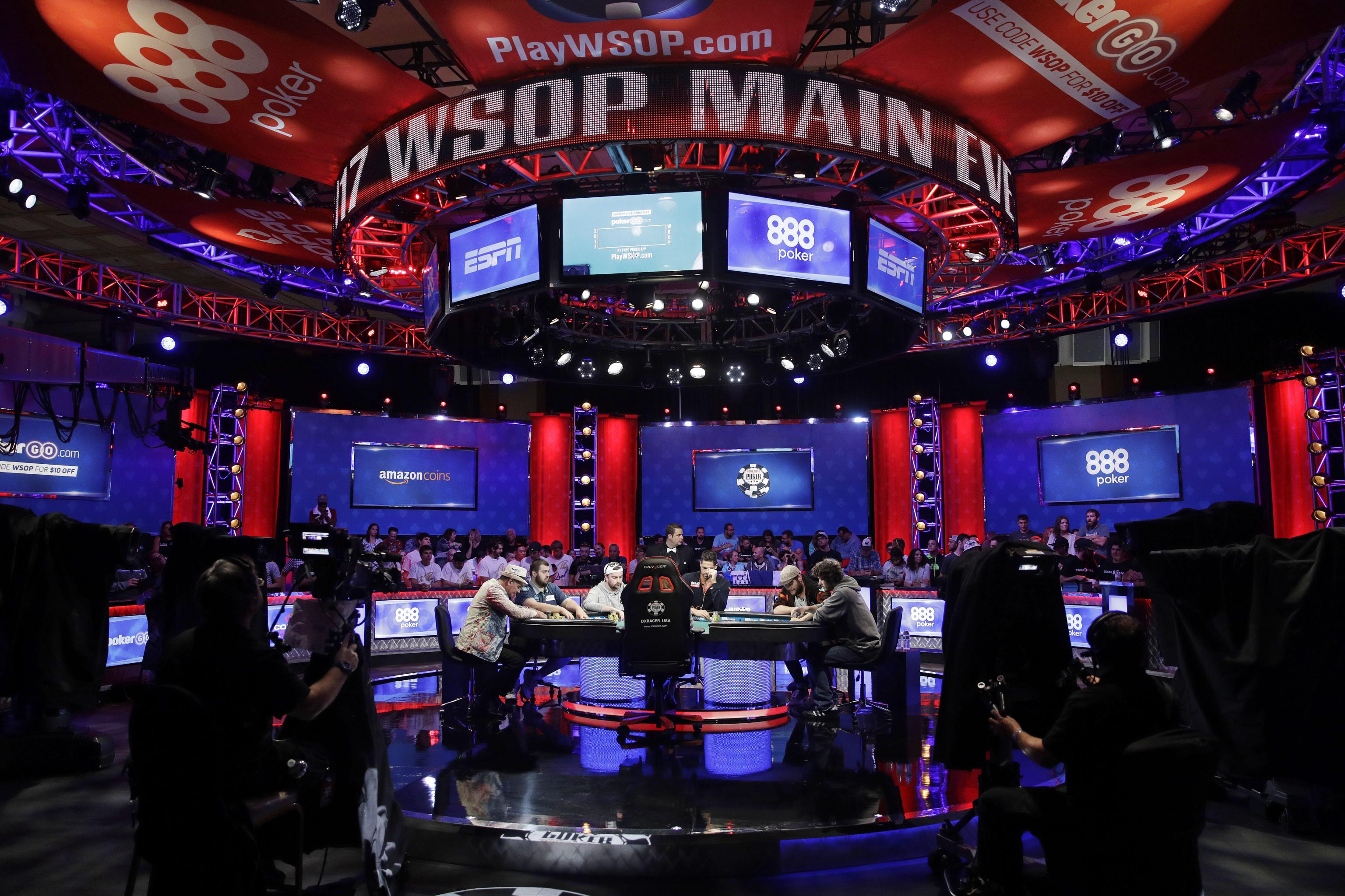 WSOP 2018: Main Event Results and Prize Money Payouts Ahead