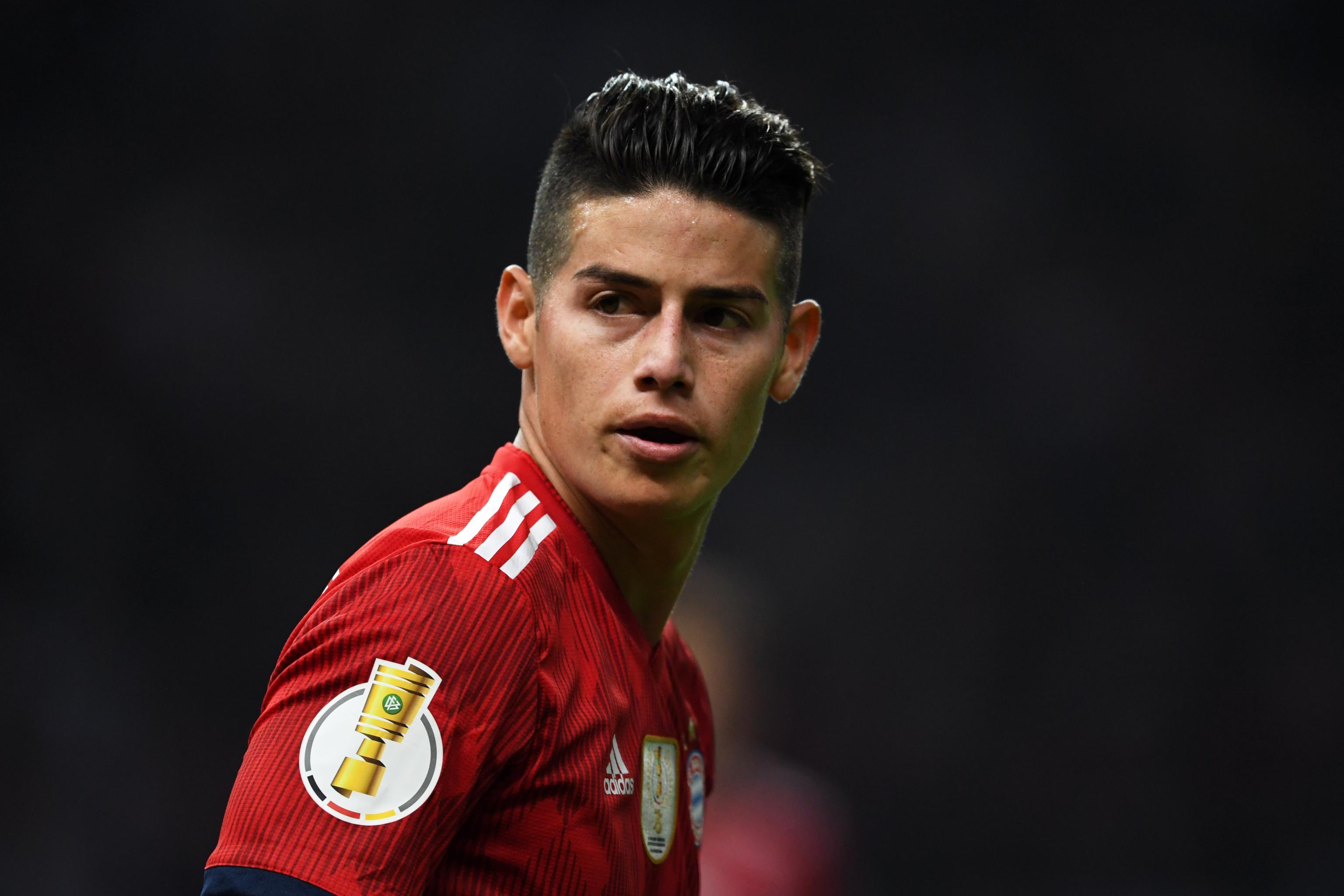Real Madrid Considering Keeping James Rodriguez After Bayern Munich Loan Bleacher Report Latest News Videos And Highlights