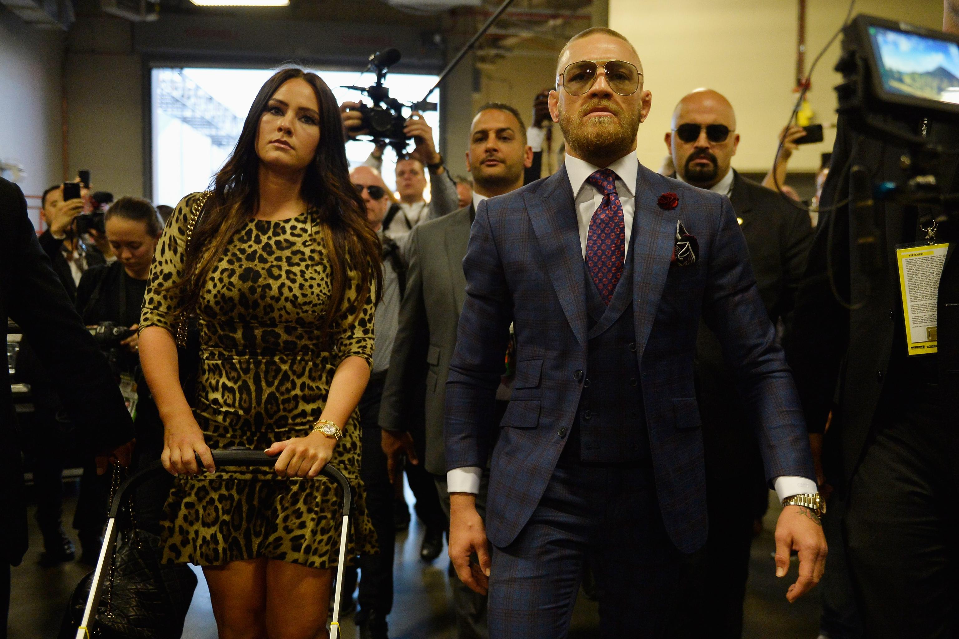 Conor Mcgregor Girlfriend Dee Devlin Announce They Re Expecting 2nd Child Bleacher Report Latest News Videos And Highlights